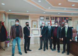 Albaraka Türk İç Anadolu  Bölge Müdürlüğünden Borsamıza Ziyaret