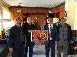 Belediye Başkanı Üyemiz Hikmet Yirşen'e Hayırlı Olsun Ziyareti