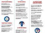 Koronavirüse Karşı İş Yerlerinin Uygulaması Gereken 7 Kural